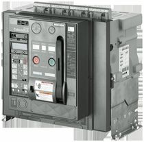 Air-operated circuit breaker / tetrapolar / tripolar / fixed