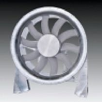 Axial fan / floor-standing / high-performance