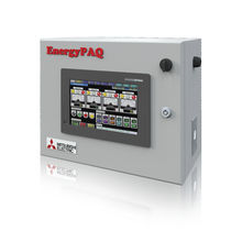 Electric energy meter / wall-mounted / single-phase