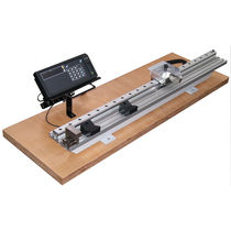 Length measuring machine