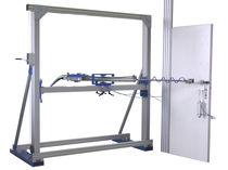 Multi-parameter test bench / for doors / mechanical