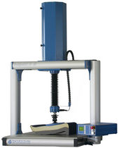 Multi-parameter testing machine / for elastic foam / electromechanical
