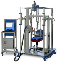 Multi-parameter test stand / for seats / mechanical