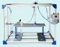Multi-parameter test stand / table / vertical / pneumatic