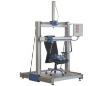 3D measuring machine / for seats