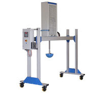 Drop weight test stand / for furniture / mobile / mechanical