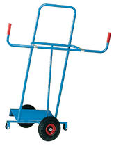 Transport cart / metal / for sheet material