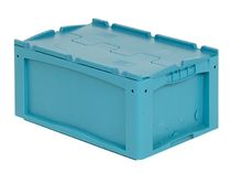 Storage container / for small parts