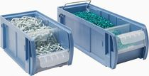 Plastic picking bin / stacking