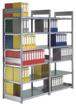Office shelving / archival / adjustable