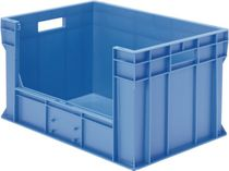 Stacking container / plastic / handling
