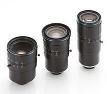 Macro camera objective / machine vision