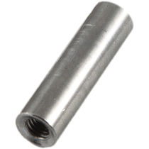 Butt weld stud / threaded insert type / steel