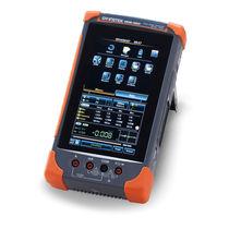 Digital oscilloscope / hand-held / 2-channel