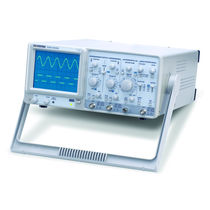 Analog oscilloscope / bench-top / 2-channel