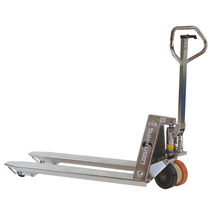 Hand pallet truck / explosion-proof / multifunction