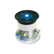 Flat suction cup / circular / for gripping / for glazing