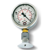 Mechanical vacuum gauge / analog / portable