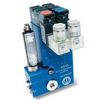 Multi-stage vacuum generator / modular / compact