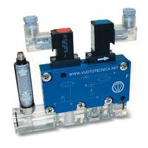 Multi-stage vacuum generator / modular
