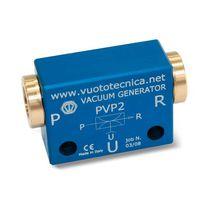 Anodized aluminum vacuum generator-ejector / Venturi