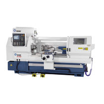 CNC lathe / 2-axis / high-productivity / rigid