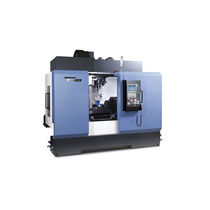 5-axis machining center / vertical / with rotary table / high-precision