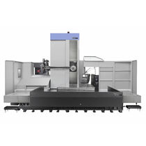 CNC boring mill / horizontal / 4-axis / high-precision