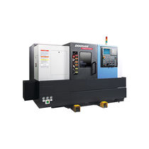 CNC turning center / 2-axis / compact / high-performance