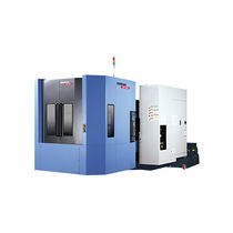 CNC machining center / 3-axis / horizontal / heavy-duty