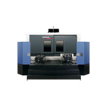 3-axis machining center / horizontal / heavy-duty