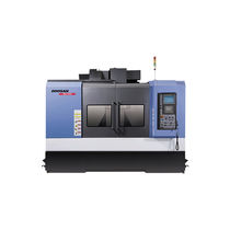 3-axis machining center / vertical / heavy-duty / high-productivity