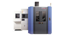 CNC machining center / 5-axis / vertical / high-precision