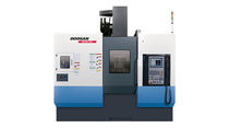 5-axis machining center / vertical / for aluminum / high-precision
