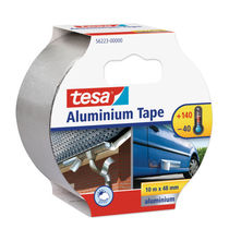 Aluminum adhesive tape / high-resistance / insulating