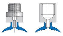 Circular suction cup / handling