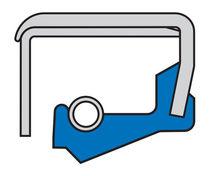 O-ring seal / shaft / radial