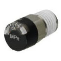 Pressure gauge valve