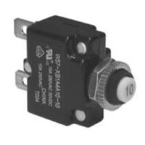 Thermal circuit breaker / single-pole / manual reset