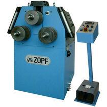 Hydraulic bending machine / manually-operated / pipe / profile