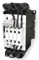 Power contactor / electromagnetic / for capacitor switching