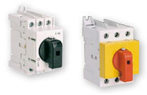 DIN rail disconnect switch / multipole