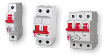 Power contactor / cam / electromagnetic / modular