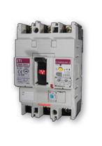 Molded case circuit breaker / earth-leakage / modular