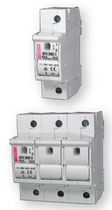 Low-voltage disconnect switch / with D0 fuse