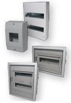 Wall-mounted electrical enclosure / circuit breaker