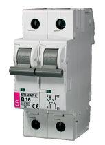Molded case circuit breaker / multi-pole / modular / miniature