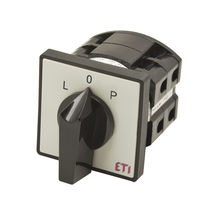Cam switch / multipolar / electromechanical