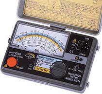 Insulation tester / battery / analog