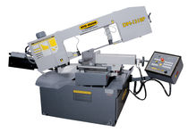 Band saw / double-miter / automatic / electric